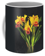 Cattleya Orchid Coffee Mug by Richard Harpum