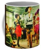Catwalk Coffee Mug