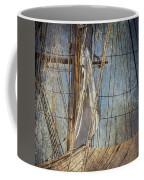 Caught By The Sea Coffee Mug