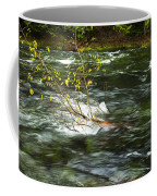 Caught By The Water Coffee Mug