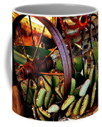 Caught In A Cactus Patch-sold Coffee Mug