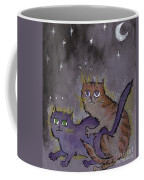 Caught In Act Coffee Mug