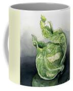 Cauliflower In Reflection Coffee Mug
