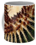 Caution Advised Coffee Mug