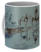 Cautious Creek Crossing Coffee Mug