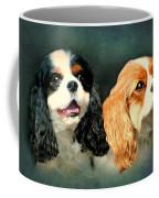 Cavalier King Charles Coffee Mug by Diana Angstadt