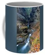 Cavernous Walls Coffee Mug by Frozen in Time Fine Art Photography