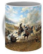 Cavlary Battle Coffee Mug by Victor Mazurovskii