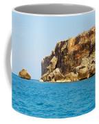 Cayman Brac And Lil Cyb Coffee Mug