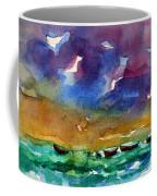 Cayman Color Water Coffee Mug