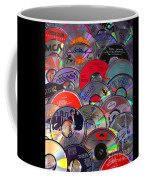 Cd Collage Coffee Mug