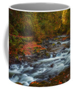 Cedar Creek Morning Coffee Mug