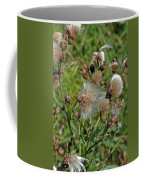 Cedar Flower Three Coffee Mug