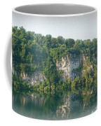 Cedar Hollow Quarry Panorama Coffee Mug