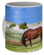 Cedar Island Wild Mustangs 59 Coffee Mug