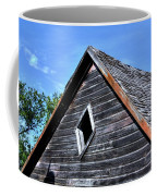 Cedar Shingles Coffee Mug