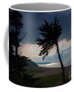 Cedar Silhouettes Coffee Mug