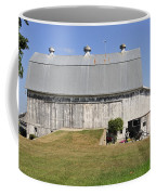 Cedar View Farm Barn Coffee Mug