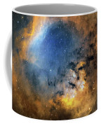 Cederblad 214 Emission Nebula Coffee Mug