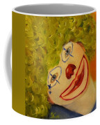 Cee-cee, Child Clown  Coffee Mug