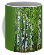 Celadon Spring Coffee Mug