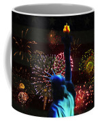 Celebrate America Coffee Mug by Bill Cannon