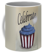 Celebrate The 4th Of July Coffee Mug
