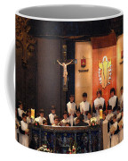 Celebrating God Coffee Mug