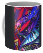 Celebration Coffee Mug by Leon Zernitsky