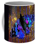 Celestial Butterfly Coffee Mug
