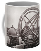 Celestial Globe And Sphere Beijing Coffee Mug