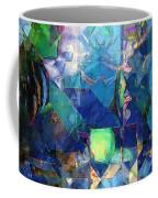 Celestial Sea Coffee Mug by RC deWinter