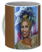 Celia Cruz Coffee Mug