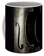 Cello Piece Coffee Mug