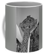 Celtic Cross At Trinity Coffee Mug
