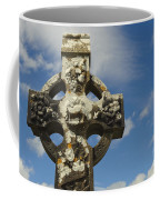 Celtic Cross, Cong Abbey, Ireland Coffee Mug