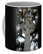 Celtic Cross In Savannah Coffee Mug