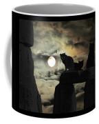Celtic Nights Selective Coloring Coffee Mug