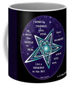 Celtic Twinkle Twinkle Coffee Mug