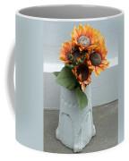 Cemetary Flowers 1 Coffee Mug
