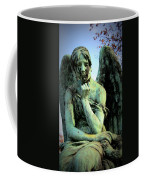Cemetery Angel 2 Coffee Mug