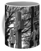 Cemetery Crosses Coffee Mug