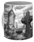 Cemetery Graves Coffee Mug