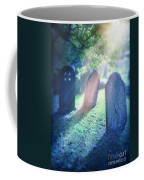Cemetery Light Coffee Mug
