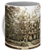 Cemetery Sunflares Coffee Mug