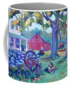 Centennial Morning Coffee Mug