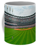 Center Field Coffee Mug by Frozen in Time Fine Art Photography