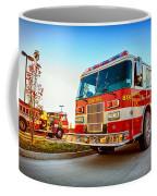 Central 801 Coffee Mug