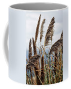 Central Coast Pampas Grass Coffee Mug
