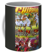 Central Michigan Football Collage Coffee Mug